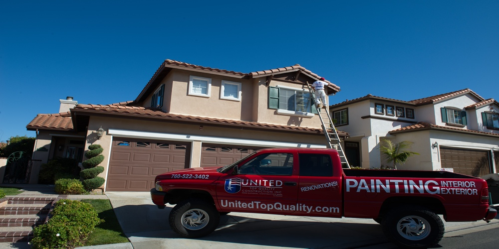 Interior And Exterior Painting In Rancho Santa Fe San